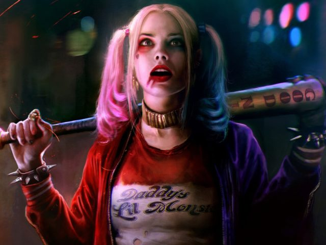 Harley Quinn Wallpaper (3)