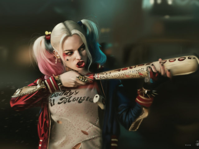 Harley Quinn Wallpaper (5)