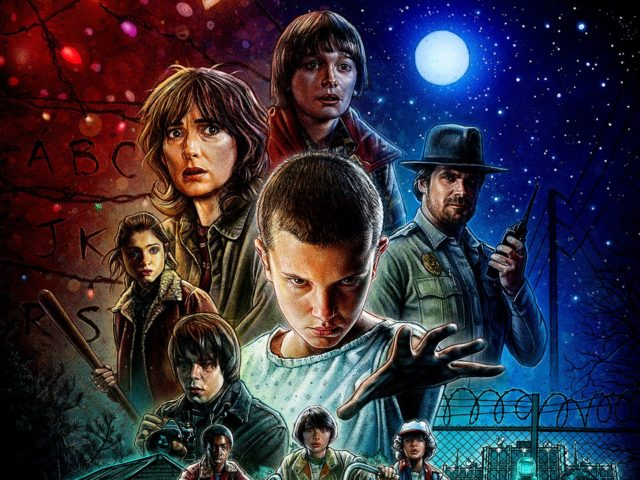 Stranger Things Wallpaper 2