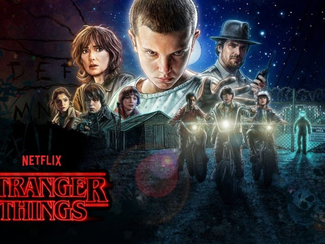Stranger Things Wallpaper 4