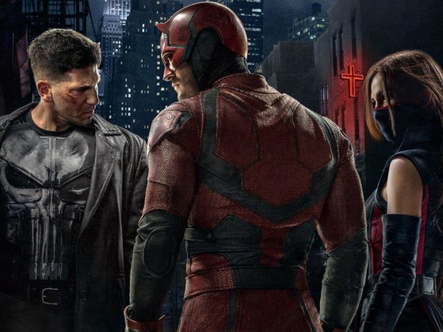 Daredevil Netflix Wallpaper 2
