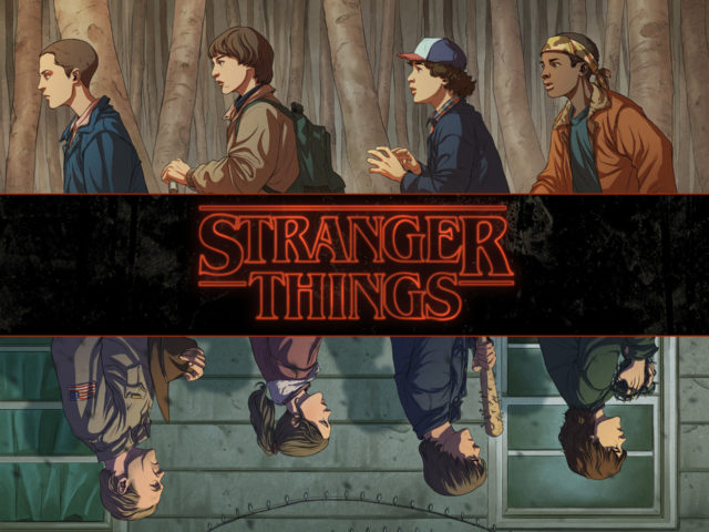 Stranger Things Season 1 Wallpapers (4)