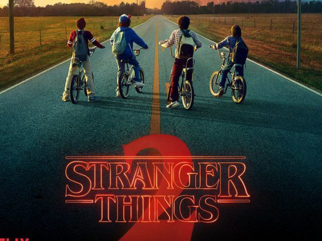 Stranger Things Season 2 Wallpaper 3