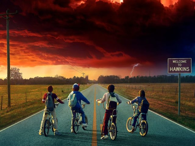 Stranger Things Season 2 Wallpaper