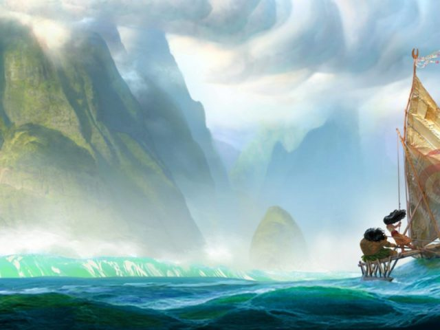 Moana Wallpaper 2
